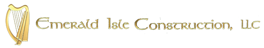 Emerald Isle Construction Logo